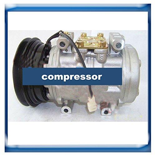 GOWE compresor para 10p15 aire acondicionado Compresor Toyota Hilux R12: Amazon.es: Bricolaje y herramientas