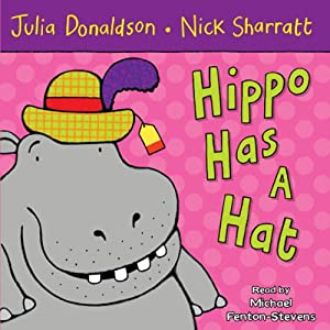 Hippo Has a Hat Audiobook