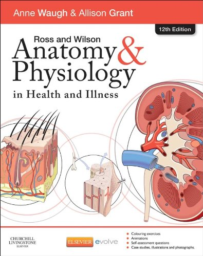 Ross & Wilson Anatomy and Physiology in Health and Illness Pdf