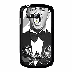 Cover Shell Personality Funny Original Creative Singer Sam Smith Phone Case Cover for Samsung Galaxy S3 Mini Sam Smith Popular