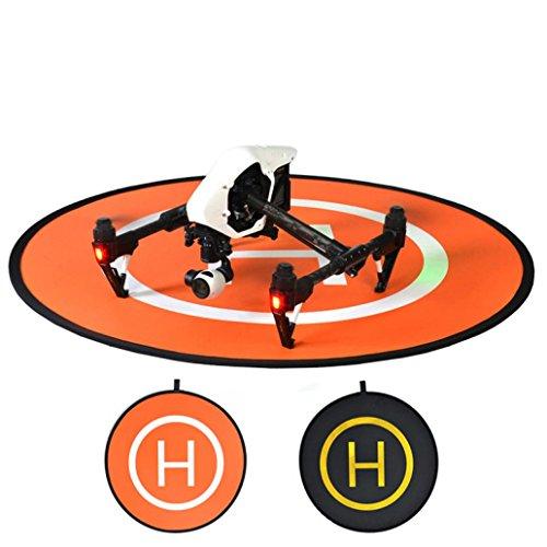 Price comparison product image For DJI Mavic phantom 2 3 4 inspire 1,  Tuscom Mini Day&Night Fast-fold landing Pad Helipad (110CM / 39.37'')