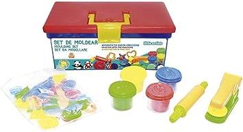 Tachan- Plastilina, Caja de Herramientas Little Artists (CPA Toy Group Trading S.L. 11806): Amazon.es: Juguetes y juegos