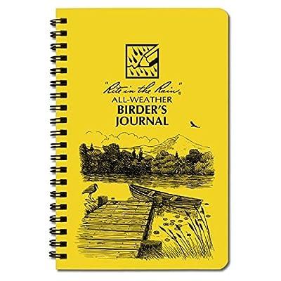 Birder's Field Notebook
