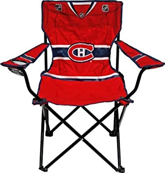 Montreal Canadiens Tailgate Party / Concert Portable Chair  sc 1 st  Amazon.ca & Montreal Canadiens Tailgate Party / Concert Portable Chair Folding ...