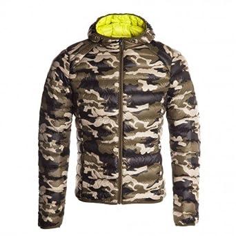 doudoune jott camouflage homme