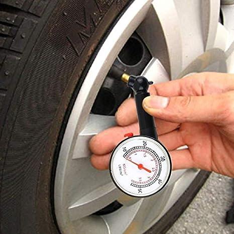 SayHia Herramienta de medidor de presión de neumáticos para ...