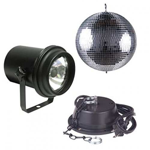 American DJ M-500L mirror ball package by American DJ