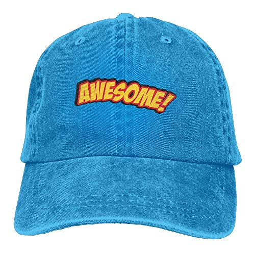 Skull Denim Cap Hat Hats Cowgirl Cowboy Sport JHDHVRFRr Women Men Sign for Awesome XqdtIwI