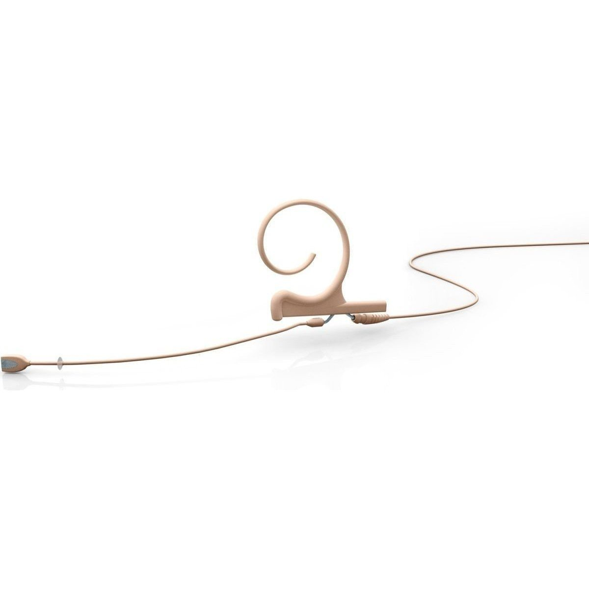DPA FIDF10-M   d:fine Directional Headset Single Ear Microphone TA4F Adaptor for Shure Beige