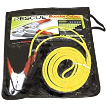 Quick Cable 602205 RESCUE 4 Gauge 20' 400 Amp Booster Cable