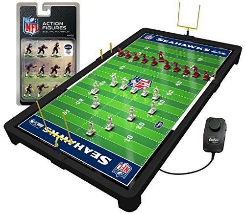 (Seattle Seahawks NFL Electric Football Game)
