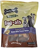 als - Three Dog Bakery Beg-als Baked Dog treat (1 Pack), 25 oz/One Size