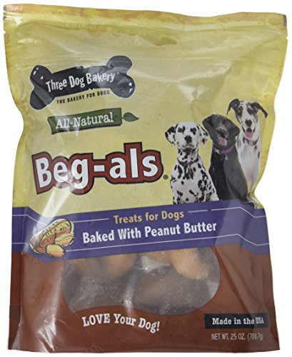 Three Dog Bakery Beg als Baked product image