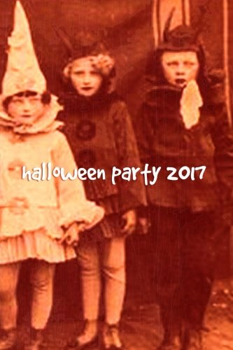 Halloween Party 2017 (Milton Workshop Anthology Series) (Volume 1)]()