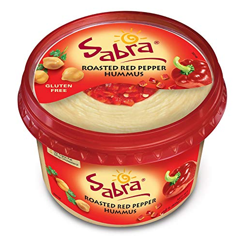 - Sabra Roasted Red Pepper Hummus (32 oz.)