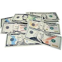 Teacher Created Resources Play Money: Assorted Bills