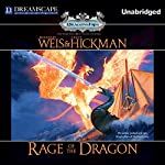 Rage of the Dragon: Dragonships of Vindras, Book 3 | Tracy Hickman,Margaret Weis