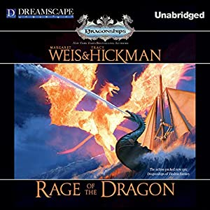 Rage of the Dragon Audiobook