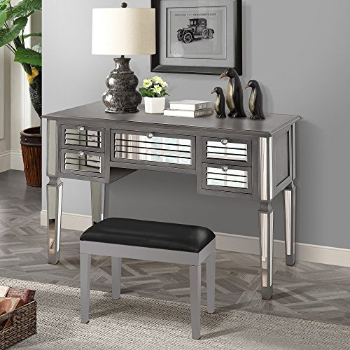 Gallerie Decor Summit Writing Desk