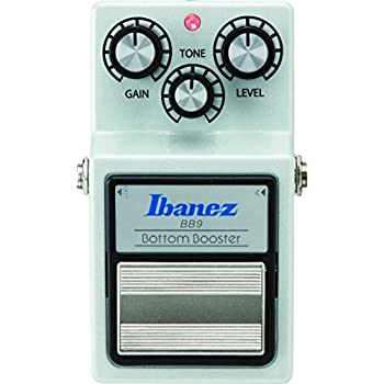 Ibanez BB9 9 Series Bottom Boost Distortion Pedal
