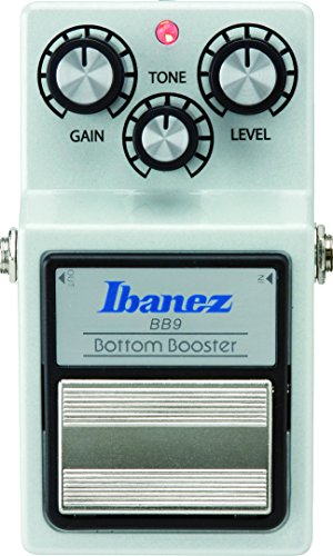 Ibanez BB9 9 Series Bottom Boost Distortion Pedal for sale  Delivered anywhere in USA