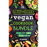 Die Low Carb Vegan Cookbook Bundle: Including 200+ Recipes & 30-Day Meal Plan (Ketogenic Vegan)