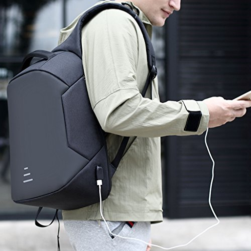 GZD Bolso de hombro multifuncional cargador de viaje mochila ...