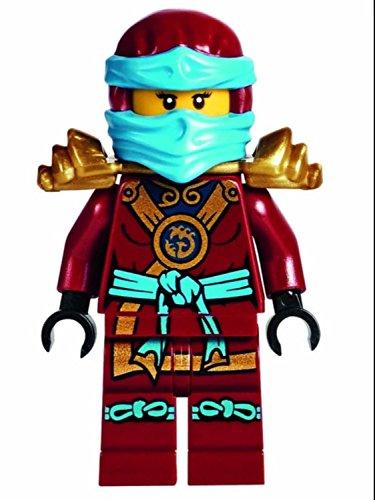 LEGO Ninjago Deepstone Minifigure - Nya with Armor Airjitzu (70751) -