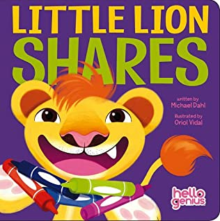 book cover of Little Lion Shares
