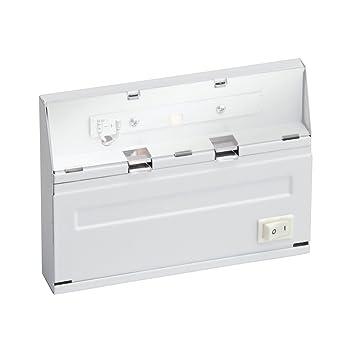 Kichler Lighting 12055WH Direct Wire LED Under Cabinet Light, White