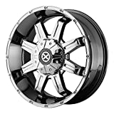 American Racing ATX AX192 Wheel with Bright PVD Finish (18x8.5