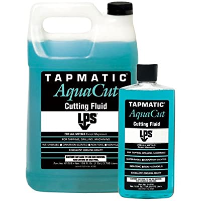 LPS 01228 Tapmatic AquaCut - 1 gal,: Industrial & Scientific