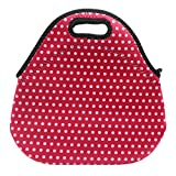 Best Lunch Bags For Ladies - Neoprene Lunch Bag Insulated Lunch Box Tote Review