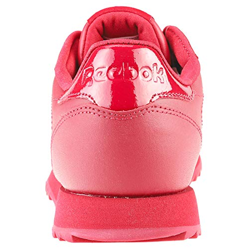 Red Red Reebok Cranberry Lthr Cl Women's Gymnastics Red Cranberry Ripple Shoes 67THwxqv