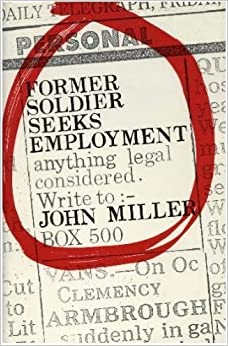 Book Former Soldier Seeks Employment