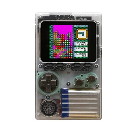 ODROID-GO Open Source Gaming Console : Assembly and Learning