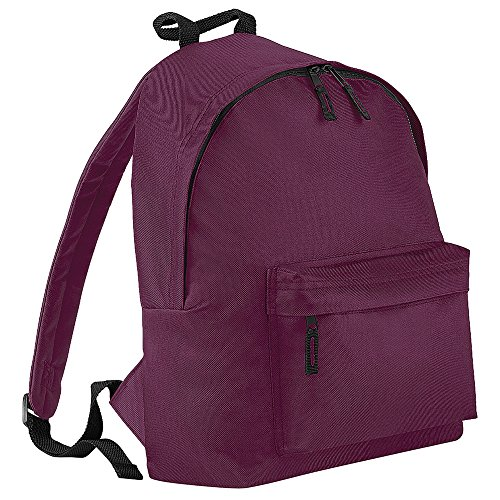 Liters Fashion 18 Plum Backpack Bagbase Model zwRxq6Fp