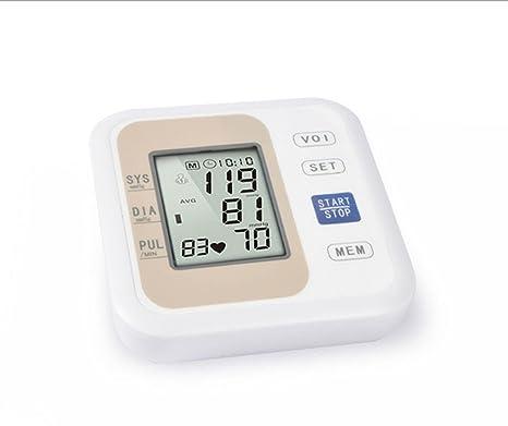 D & F totalmente automática Tensiómetro, presupuesto inteligente Afinador de sangre, precisión de impresión