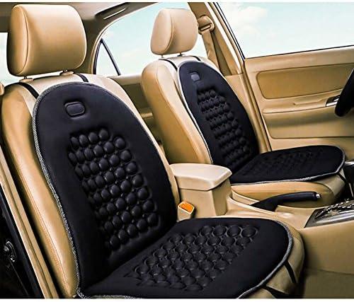 Homdsim Autositzauflage Mit Massage Funktion Universelle Sitzauflage Gepolstert Auto
