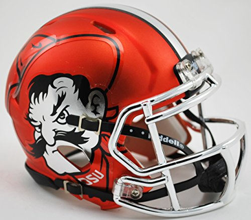 Oklahoma State Replica Speed Mini Helmet - Pistol Pete by Riddell