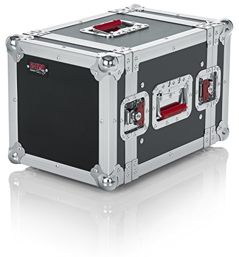 Gator Cases G-TOUR 6UHR Road Style 6 Space Half Rack by Gator