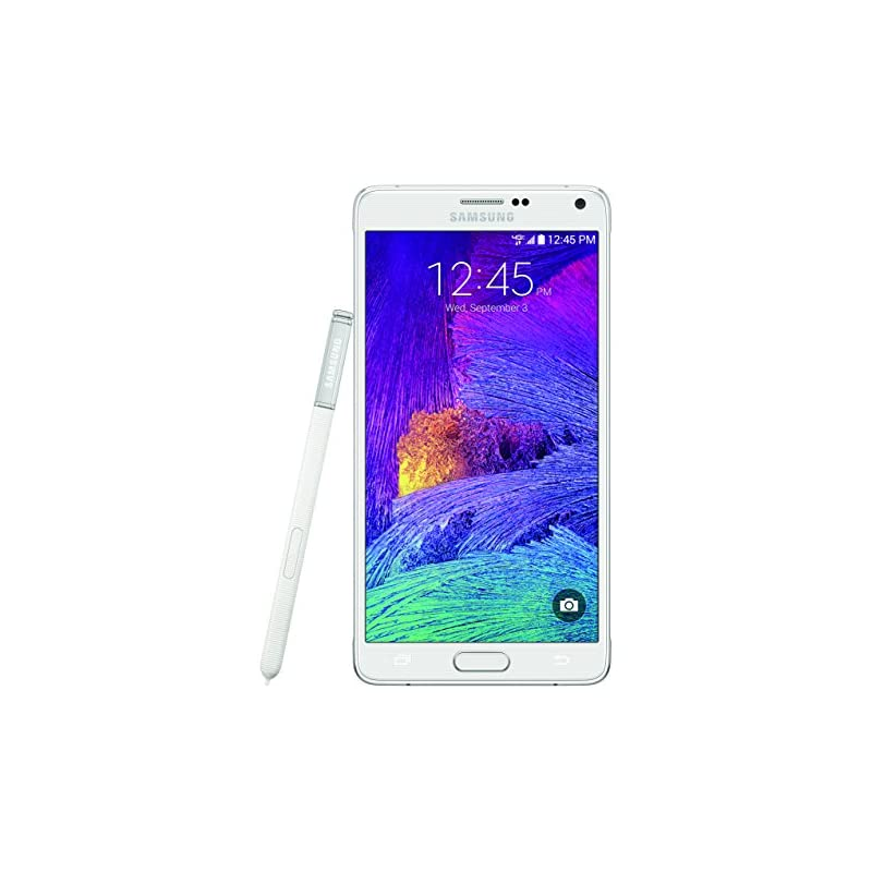 Samsung Galaxy Note 4, Frosted White 32G