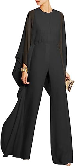 Yacun Tailleur Pantalon Femme Veste Combinaison