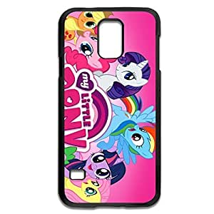 Little Pony Rainbow Pony Protection Case Cover For Samsung Galaxy S5 - Style Cover