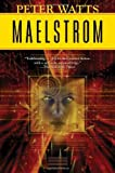 Front cover for the book Maelstrom by Peter Watts