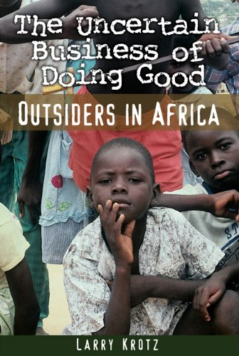 uncertain business of doing good - 1