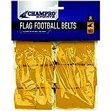 Champro Flag Football Belts/Flags (6-pack)