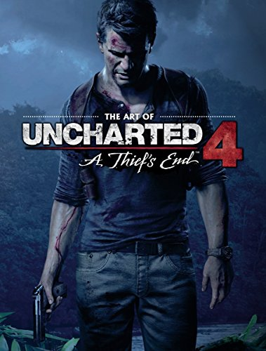 Image of The Art of Uncharted 4: A Thief's End