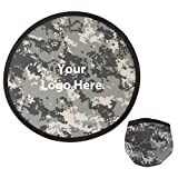 Camouflage Flexible Flyer - 150 Quantity - $1.70 Each - PROMOTIONAL PRODUCT / BULK / BRANDED with YOUR LOGO / CUSTOMIZED