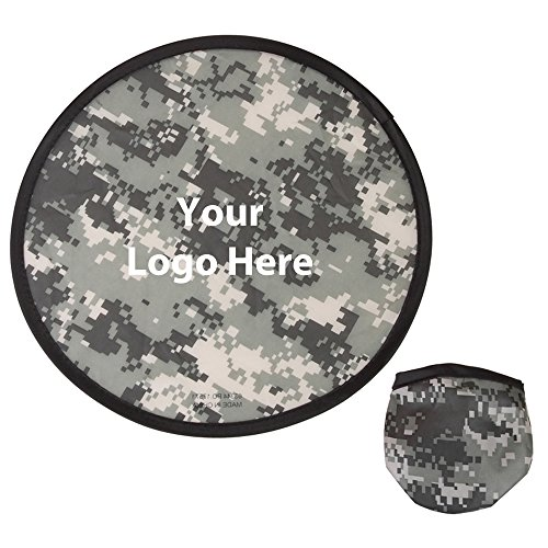 Camouflage Flexible Flyer - 150 Quantity - $1.70 Each - PROMOTIONAL PRODUCT / BULK / BRANDED with YOUR LOGO / CUSTOMIZED by Sunrise Identity